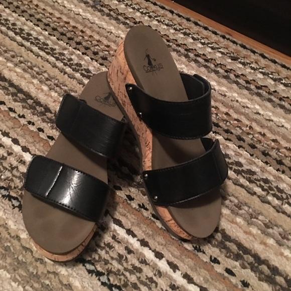 corky's Shoes | Corkys Sandals Size 7